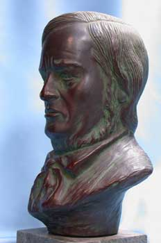 """Busto de Richard Wagner"""