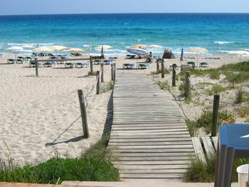 """""""Playa de Es Arenals, Formentera, Islas Baleares"""""""