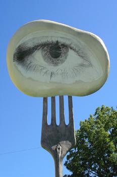 """""""Detalle de escultura en Liubliana, Eslovenia"""""""