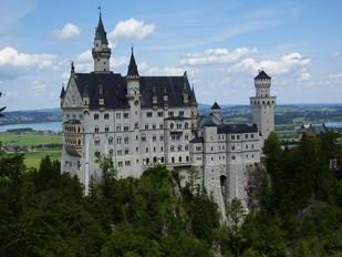 Castillo de Neuschwanstein (CC-BY-NC-SA)