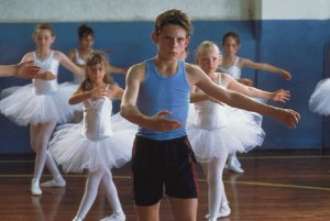 Billy Elliot bailando