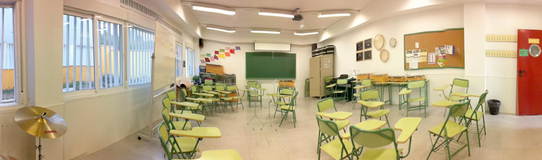 Habitando el aula de m sica for Decoracion de espacios de aprendizaje