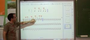 PDI en la educación musical