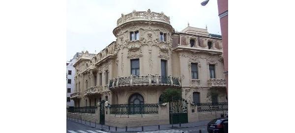 Palacio Longoria, sede de la SGAE (Madrid)