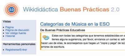 Wiki Buenas Prácticas