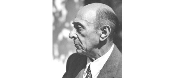 Arnold Schönberg, creador de la técnica del dodecafonismo