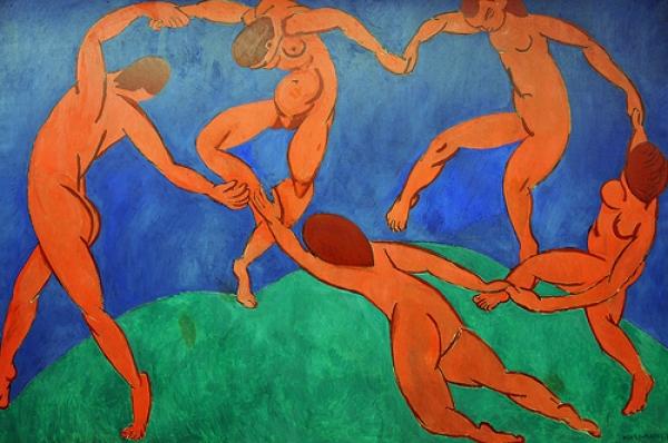 Henri Matisse. La danza II