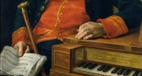 Félix Antonio Máximo López, primer organista de la Real Capilla (fragmento)