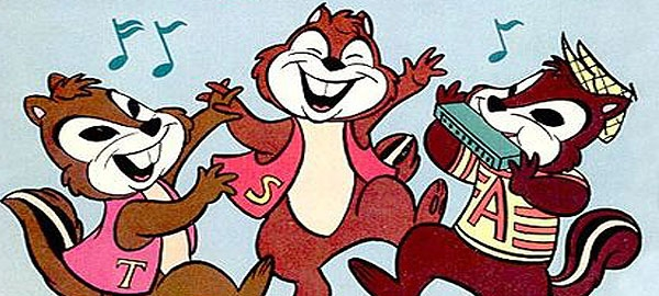 The Three Chipmunks