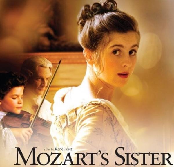 """Nannerl, la hermana de Mozart"""
