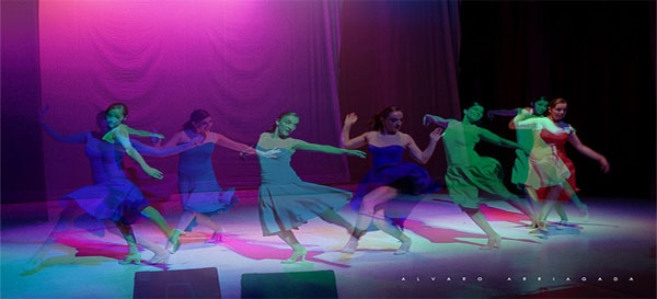 Espectáculo de Danza Jazz