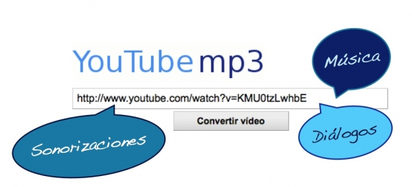 YouTube mp3 logo