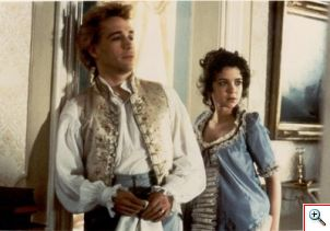 Amadeus y Elizabeth Berridge