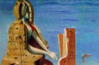 Santa Cecilia, Max Ernst, 1923