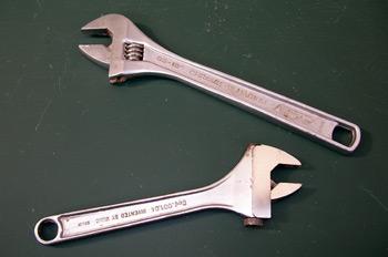 llave inglesa