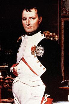 Fallece Napoleón Bonaparte
