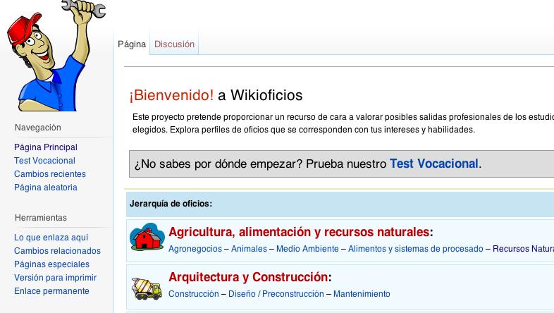 wikioficios