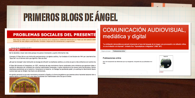 BLOGS DE ÁNGEL