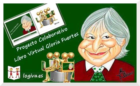 PCILV Gloria Fuertes - Logo