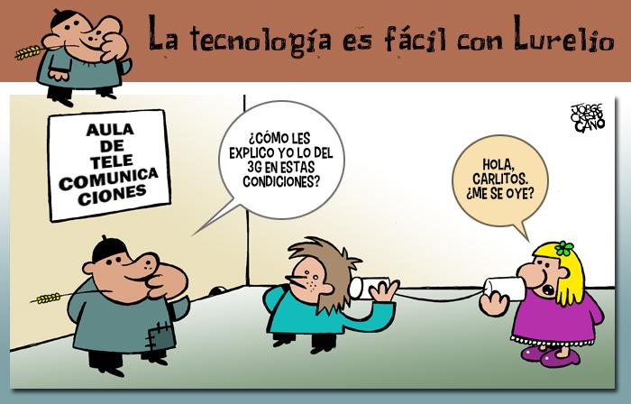 ¿Usar las TIC sin recursos?