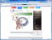 Pantalla de inicio del sitio web