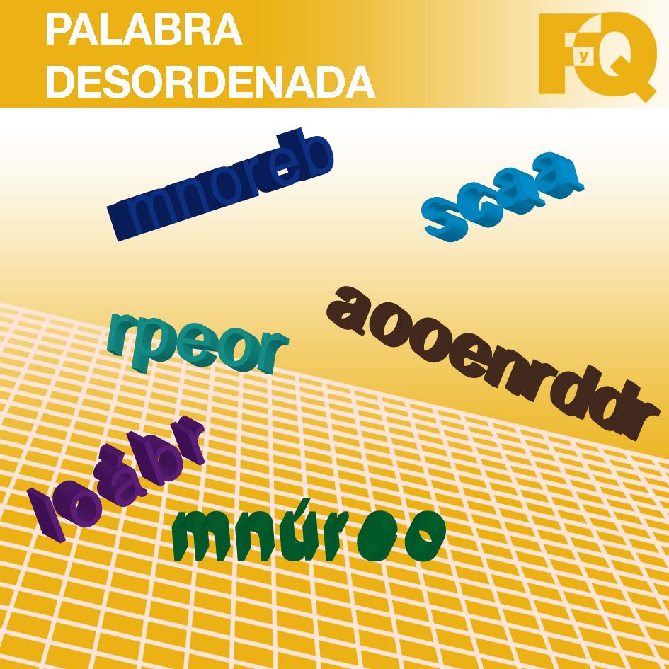 FyQ PALABRA DESORDENADA | 945 x 945 jpeg 700kB