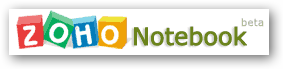 Logo de Zoho Notebook