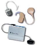 Picture of Advanced Bionics cochlear implant