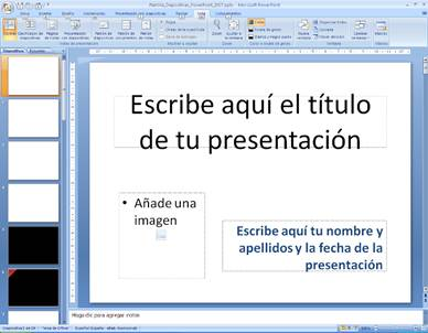 Monográfico Presentaciones Orales En Primaria Propuesta