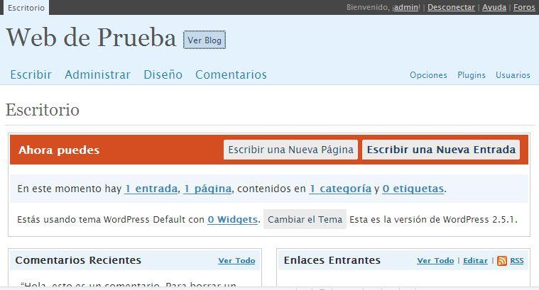 MONOGRÁFICO: Wordpress   Observatorio Tecnológico