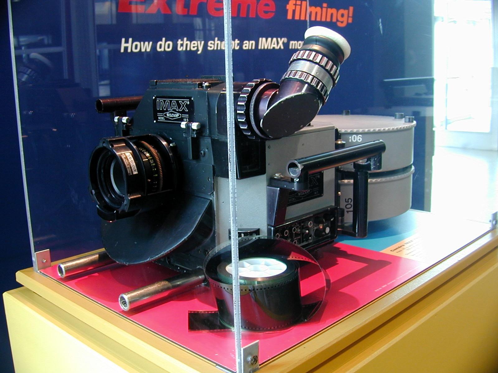 MONOGRÁFICO: Sistemas de cine en 3D | Observatorio Tecnológico