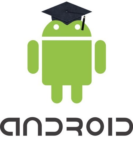 Logo android edu