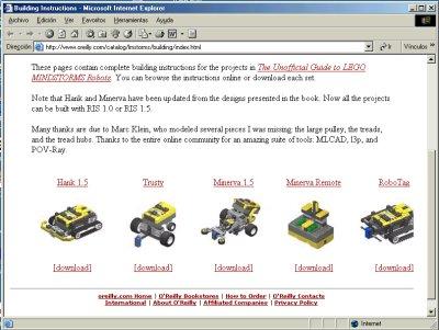 ROBOTICA CON LEGO (II) Guía de aprendizaje | Observatorio ... - photo#13