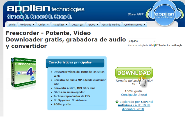 external image Descarga_freecorder_1.png