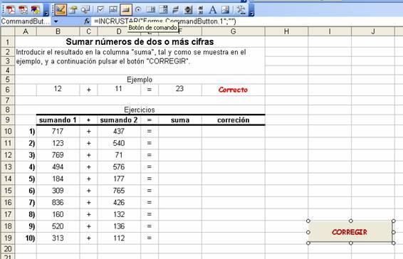 Aplicaciones didácticas de las hojas de cálculo | Observatorio ...