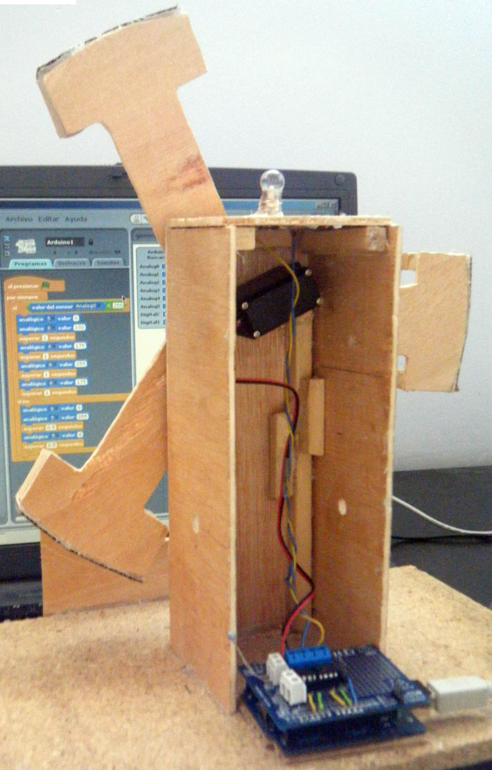 Ardutoys Programaci 243 N De Proyectos Con Scratch Para