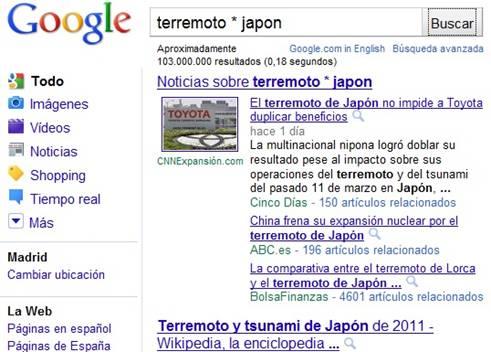Búsquedas Avanzadas En Google Observatorio Tecnológico