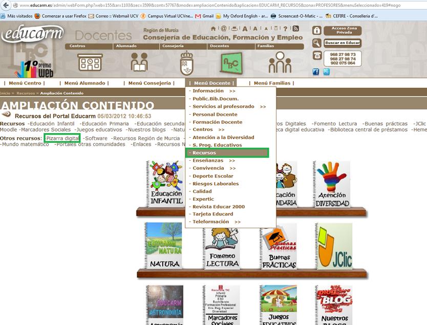 Portal Educarm
