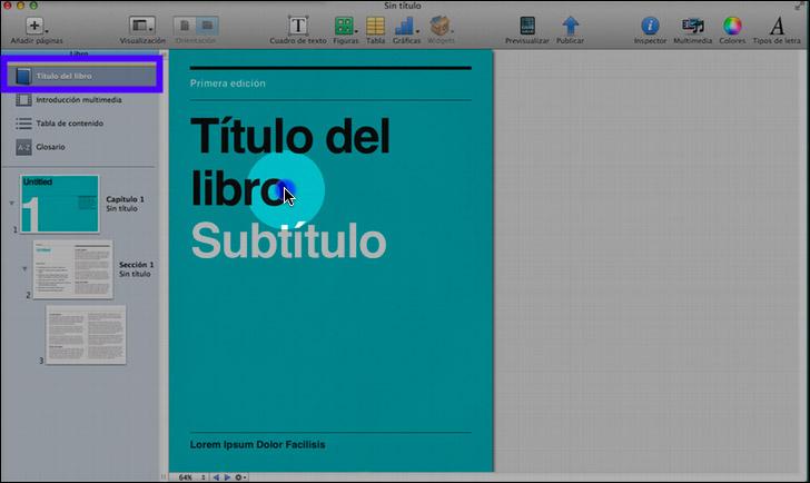 MONOGRÁFICO: iBooks Author para la creación de contenido educativo ...