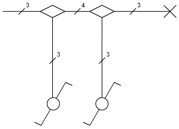 4 punto de luz conmutado curso electricidad b sica for Puntos de luz vivienda